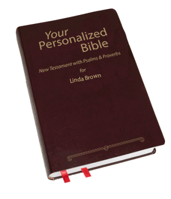 New Testament Your Personalized Bible